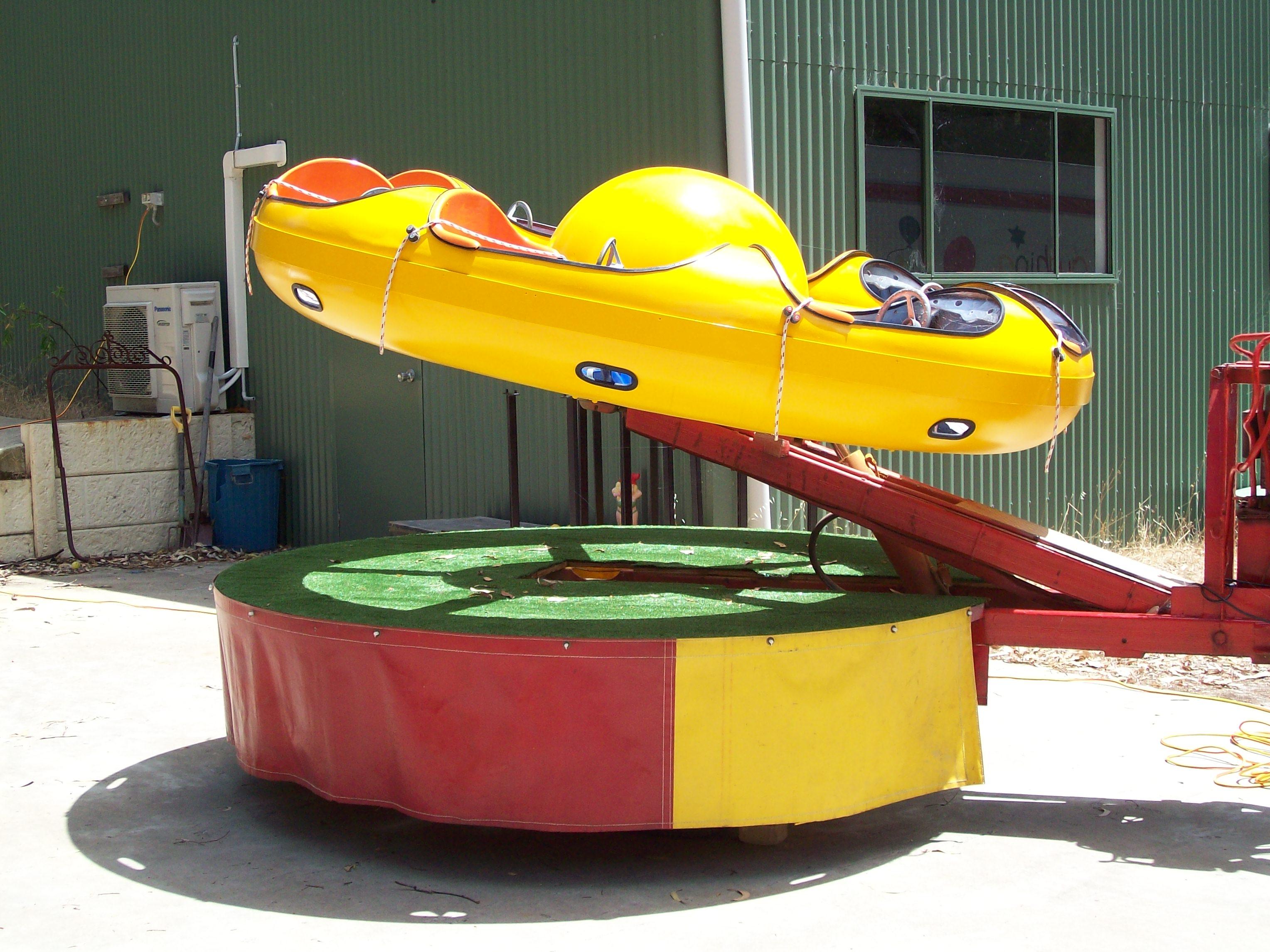 UFO Merry-Go-Round